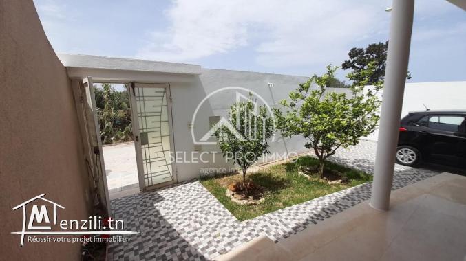 Villa S+3 à vendre REF:335a