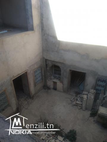 une maison arabe