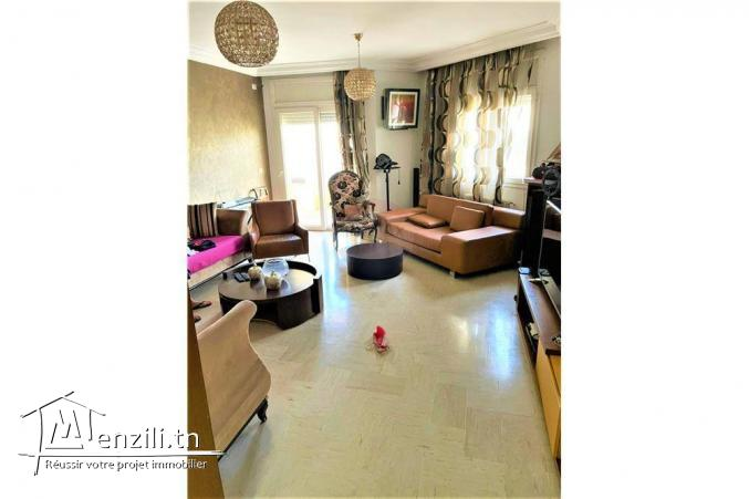 A vendre appartement à Cité El-Wahat l'aouina