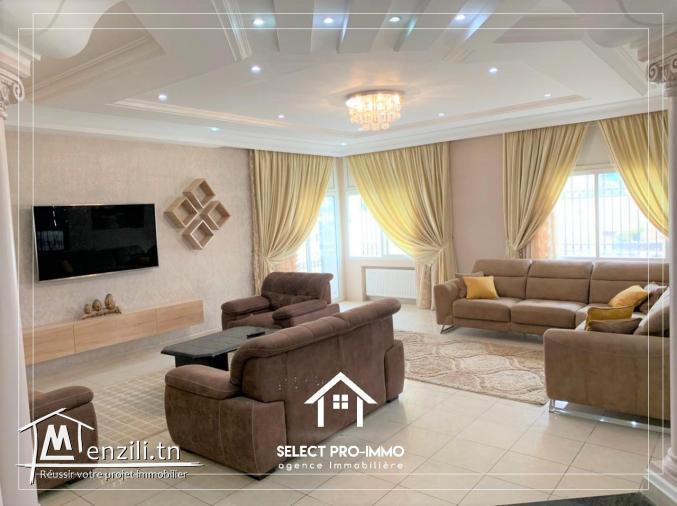 Villa S+5 à vendre a Nabeul REF:288a