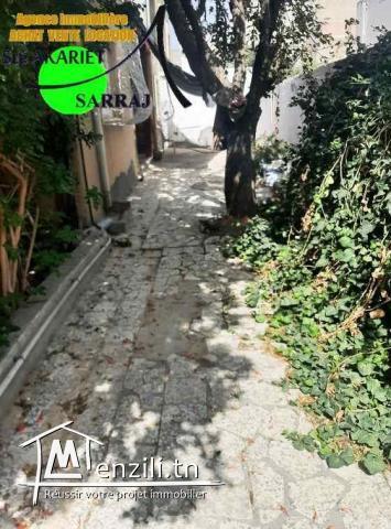 #Villa #S+3 Avec Grand Jardin Et Garage à #Cité Riadh (4)