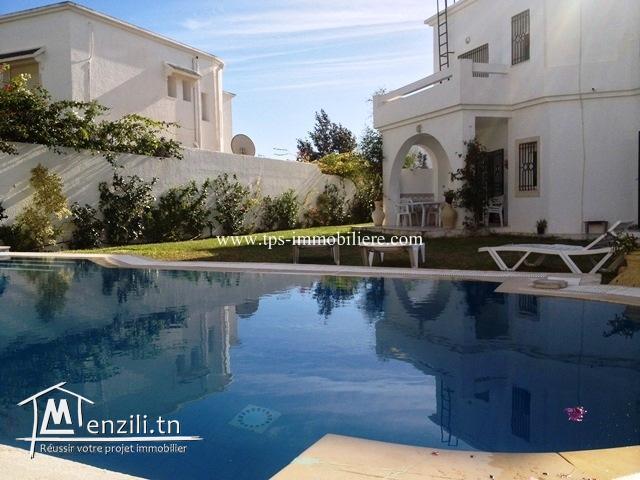 Villa HAZAR(Réf: L780)