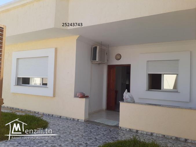 une maison de luxe au centre ville el haouaria