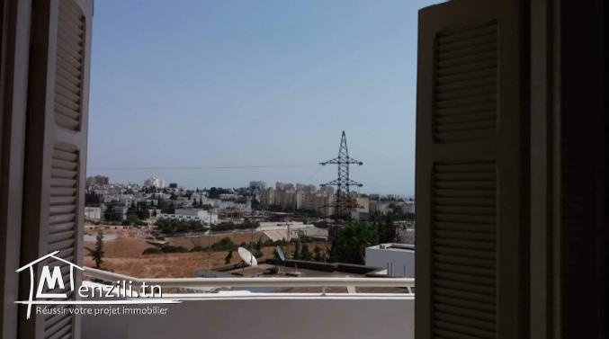 Appartement  S+3 à Menzah 9B