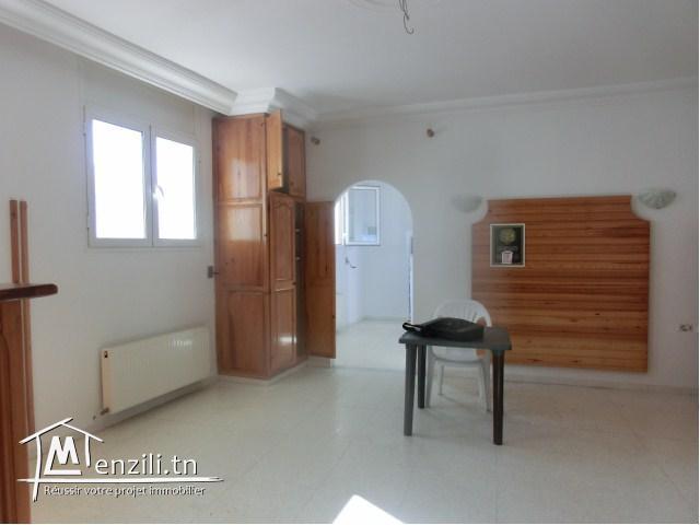 Un étage de villa a vendre à Hammam Sousse