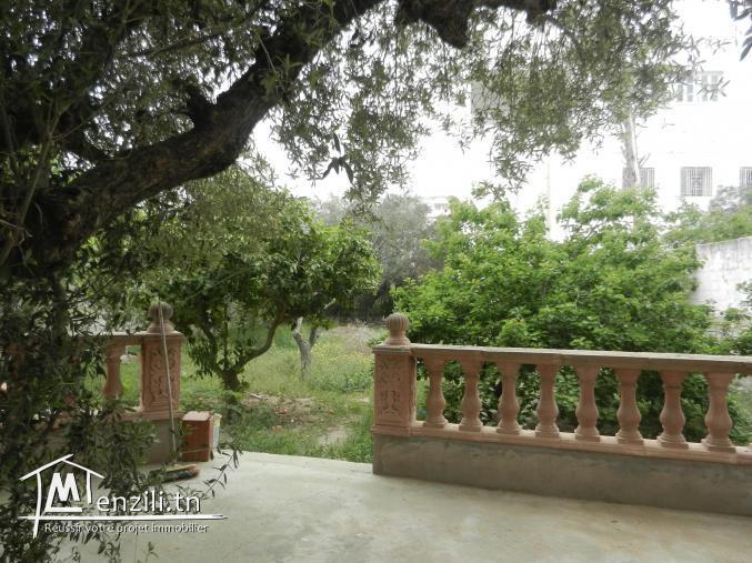 Une villa a vendre à Diwen Ezzit