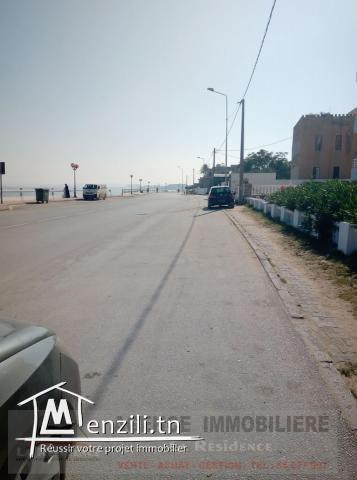 REF: T62 Terrain à la corniche Bizerte