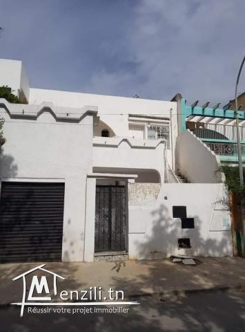 Maison à vendre à ibn Sina El ouardia