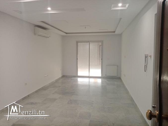 Appartement S+2 à #SAHLOUL 4 ac Parking et sellier