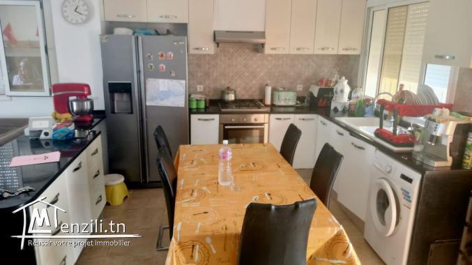 une villa situé à Hammamet sud (BirBouita ) :
