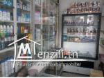 Fond de commerce parfumerie