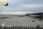 terrain 1ere position a la plage ain grinz