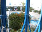 Un duplex de 100 m² sur un terrain de 75 m² à 1500 DT par mois à Hammamet