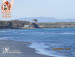 *********** 261 m² au bord de la mer plage Ezzahra hamem Ghzez *********