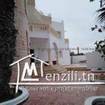 villa vacancier avec piscine Djerba
